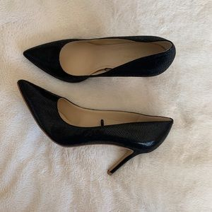 NEW *unworn* Marc Fisher Black Stiletto Heels
